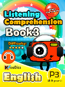 Listening Comprehension - Primary 3 - Book 3