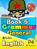 Grammar - Primary 4 - Book 5