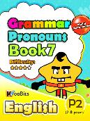 Grammar - Pronouns - Primary 2 - Book 7