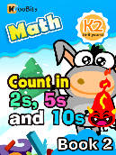Count in 2s, 5s and 10s - K2 - Book 2