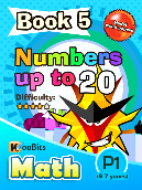 Numbers up to 20 - P1 - Book 5