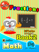 Fractions - P6 - Book 2