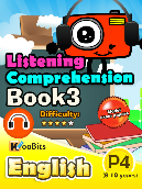 Listening Comprehension - Primary 4 - Book 3
