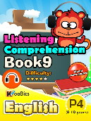 Listening Comprehension - Primary 4 - Book 9
