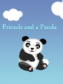 Friends and a Panda