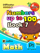 Numbers up to 100 - P1 - Book 7