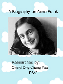 A Biography on Anne Frank
