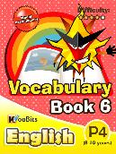 Vocabulary - Primary 4 - Book 6