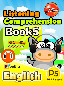 Listening Comprehension - Primary 5 - Book 5