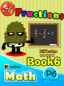 Fractions - P6 - Book 6
