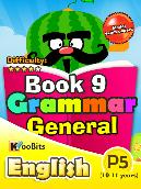 Grammar - Primary 5 - Book 9