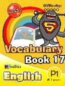 Vocabulary - Primary 1 - Book 17