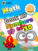 Numbers up to 30 - K2 - Book 19