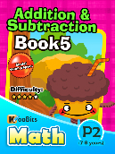 Addition & Subtraction - P2 - Book 5