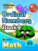 Ordinal Numbers - P1 - Book 9