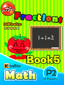 Fractions - P2 - Book 5