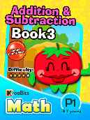 Addition & Subtraction - P1 - Book 3