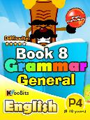 Grammar - Primary 4 - Book 8