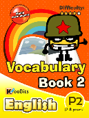 Vocabulary - Primary 2 - Book 2