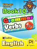 Grammar - Verbs - Primary 1 - Book 10