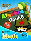 Algebra - P6 - Book 6