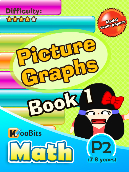 Picture Graphs - P2 - Book 1