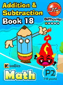 Addition & Subtraction - P2 - Book 18