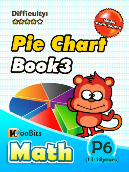 Pie Charts - P6 - Book 3