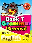 Grammar - Primary 5 - Book 7