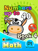Numbers up to 40 - P1 - Book 4