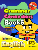 Grammar - Connectors - Primary 3 - Book 5