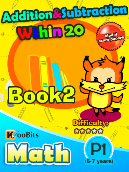 Addition & Subtraction within 20 - P1 - Book 2