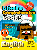 Listening Comprehension - Primary 3 - Book 9