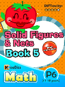 Solid Figures & Nets - P6 - Book 5