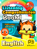 Listening Comprehension - Primary 3 - Book 1