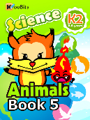 Animals - Kindergarten 2 - Book 005