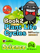 Plant Life Cycles - P4 - Book 2