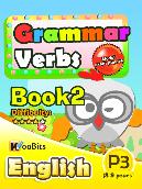 Grammar - Verbs - Primary 3 - Book 2