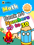 Numbers up to 30 - K2 - Book 14