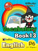 Vocabulary - Primary 6 - Book 13