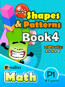 Shapes & Patterns - P1 - Book 4