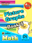 Picture Graphs - P1 - Book 5