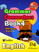 Grammar - Connectors - Primary 4 - Book 4