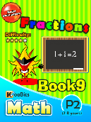 Fractions - P2 - Book 9