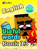Useful Words - K2 - Book 013