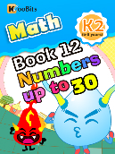 Numbers up to 30 - K2 - Book 12