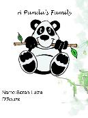 A Panda's Family