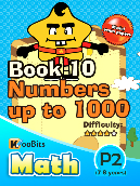 Numbers up to 1000 - P2 - Book 10