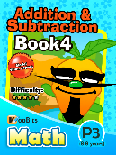 Addition & Subtraction - P3 - Book 4