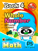 Whole Numbers - P5 - Book 4